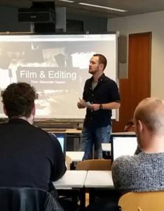 Film en video workshop